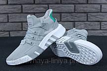 Кроссовки мужские серые Adidas Equipment Bask ADV(реплика), фото 3