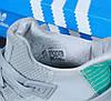 Кроссовки мужские серые Adidas Equipment Bask ADV(реплика), фото 5