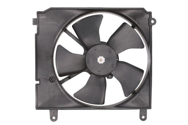 Диффузор радиатора в сборе Ланос, NSM, 96183756