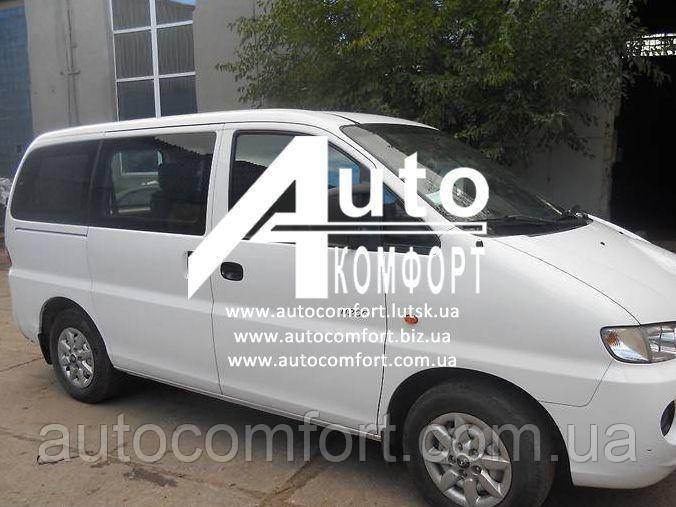 Тонировка автостекла на Hyundai H-1 I (H-200) (97-07) (Хюндай H-1 I (H-200) (97-07)