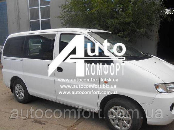 Тонировка автостекла на Hyundai H-1 I (H-200) (97-07) (Хюндай H-1 I (H-200) (97-07), фото 2