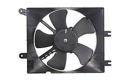 Вентилятор радіатора додатковий Лачетті, Нубіра. KAP, 96553241