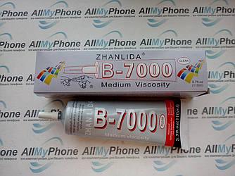 Клей гелевый(прозрачный) B7000 110ml