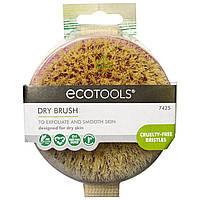 Щетка для сухого массажа,  EcoTools