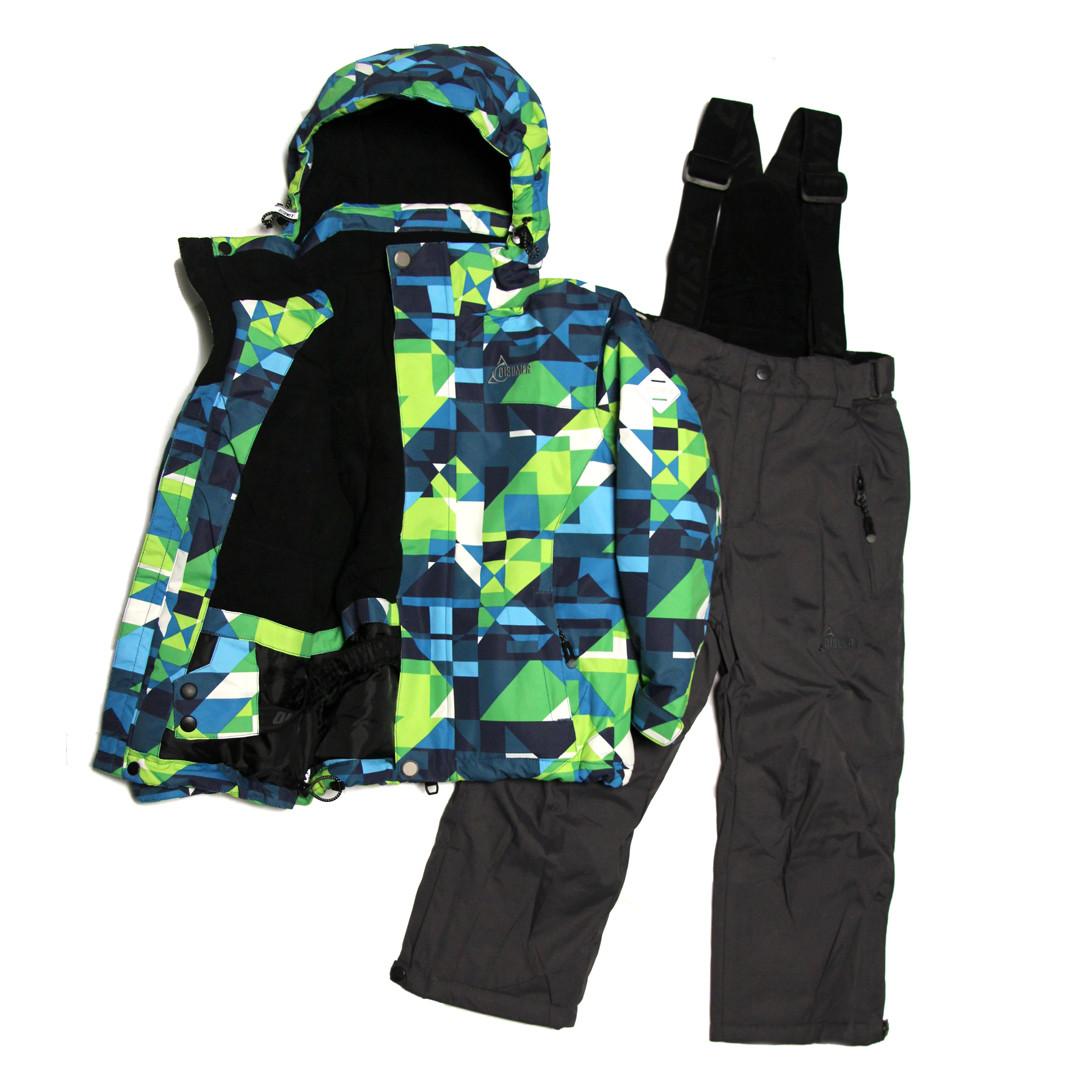 Детский зимний мембранный термокомбинезон для мальчика от 3-х до 6 лет DISUMER (SNOWEST)
