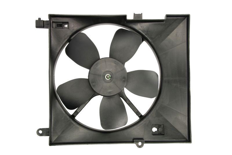 Диффузор радиатора в сборе Авео, NSM, 96536522