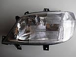 Фара передняя (левая) (рифленная) Mercedes Sprinter CDI, фото 2