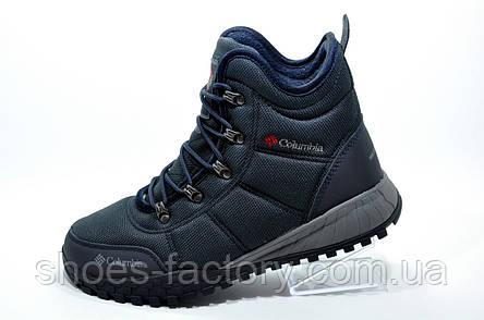 Утепленные мужские ботинки в стиле Columbia Fairbanks Omni-Heat, на меху, фото 2