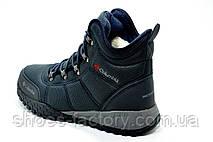 Утепленные мужские ботинки в стиле Columbia Fairbanks Omni-Heat, на меху, фото 3