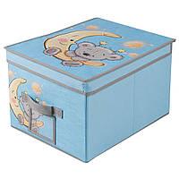 """Короб для хранения """"Мишка"""" 30х40х25 см"""