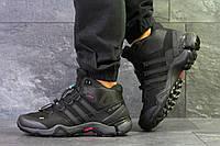 Кроссовки в стиле Adidas Terrex Ortholite (черные) термо кроссовки код товара 6291