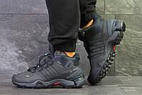 Кроссовки в стиле Adidas Terrex Ortholite (темно синие) термо кроссовки код товара 6293