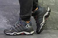 Кроссовки в стиле Adidas Terrex Ortholite (темно синие с серым) термо кроссовки код товара 6294, фото 1