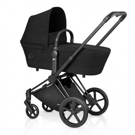 Коляска 2 в 1 Cybex Priam Black