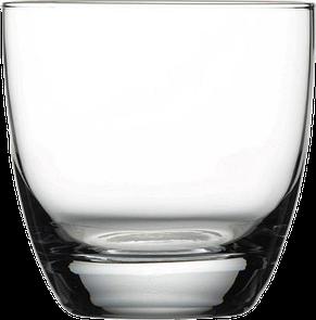 Стакан стеклянный широкий 370 мл, фото 2