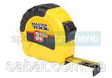 Рулетка Master Tool 3м