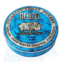 Помада Reuzel Blue Strong Hold High Sheen 340 г