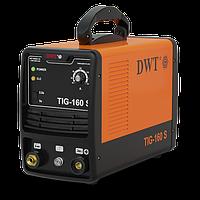 Аппарат сварочный DWT TIG-160 S