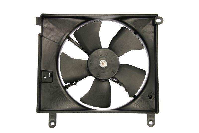 Диффузор радиатора в сборе Нубира M/T, NSM, 96181887