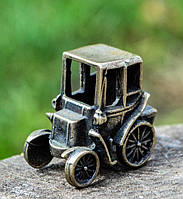 Коллекционная скульптура,Ретро Автомобиль! Машина! Миниатюра! Серебро! Germany!, купить, цена, отзывы