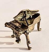 Коллекционная скульптура,Рояль, Пианино, Миниатюра, Серебро, Germany, #S/V