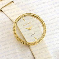 Наручные часы Alberto Kavalli gold white 3528-9461