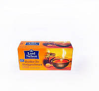 Чай в пакетиках LORD NELSON Rooibos Tee Honiggeschmack  25шт