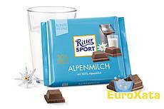 Шоколад Ritter Sport Alpenmilch молочный 100 гр