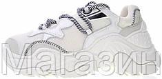 Женские кроссовки Nº21 Billy Sneakers White белые