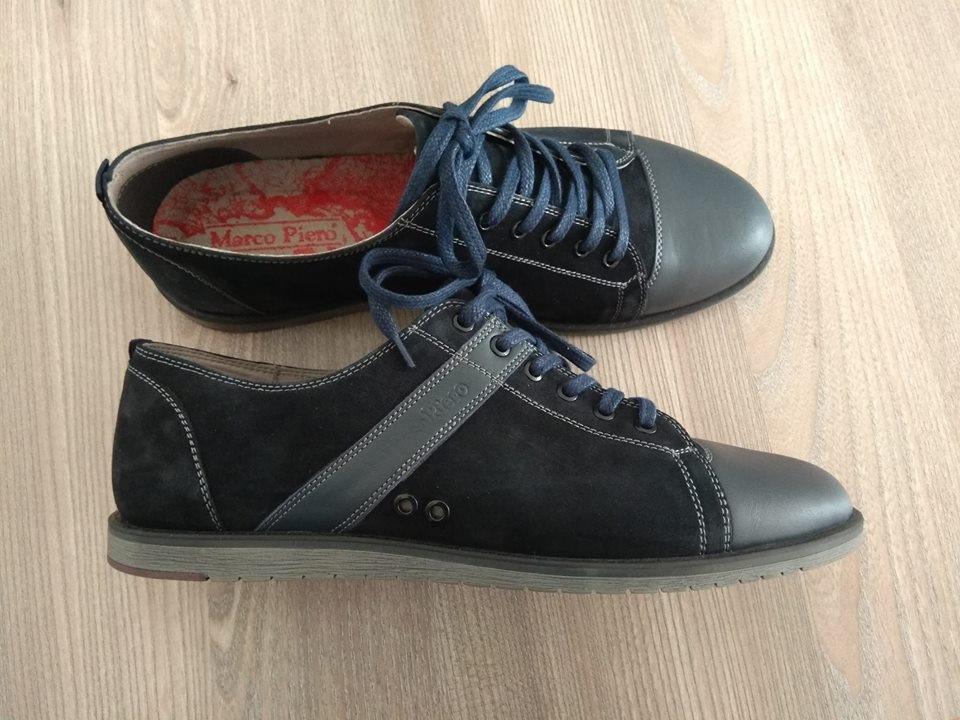 Купляй чоловічі туфлі в спортивному стилі!