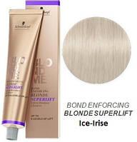 Осветляющая краска для волос (Ледяной-Ирис) Schwarzkopf BlondMe Superlift Ice-Irise 60 мл