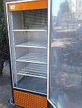 Холодильник однодверный Cold SW 700 DP бу., хоодильник промышленный бу., фото 6