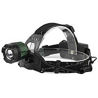 Налобный фонарик BL POLICE 2188 T6 (2 зарядных, 2 аккумулятора)