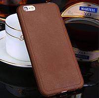 Защитный чехол для смартфона Apple iPhone «Brown Classic» 5/5s/6/6s/6+/6s+