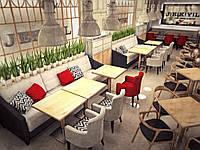Подбор мебели для ресторанов, кафе и баров