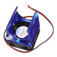 Вентилятор с креплением Reprap E3D V5 для 3D принтера, фото 1