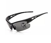 Защитные очки для работы «Defender» (Чёрный), фото 1