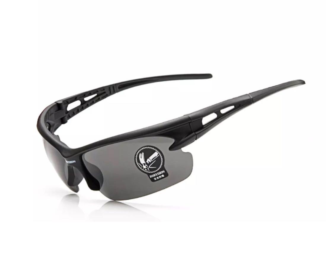 Защитные очки для работы «Defender» (Чёрный)