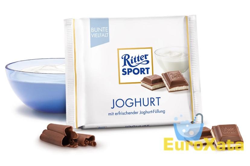 Шоколад Ritter Sport Joghurt йогурт 100 гр