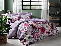 Семейное постельное белье TAC Floreale Сатин-Digital