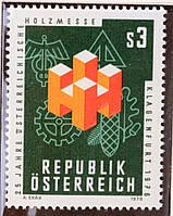 Австрия 1976 г.