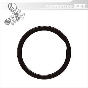 Кольцо для ключей заводное Ø 20 мм