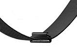 Миланский сетчатый ремешок для часов Samsung Galaxy Watch 42 mm (SM-R810) - Black, фото 5