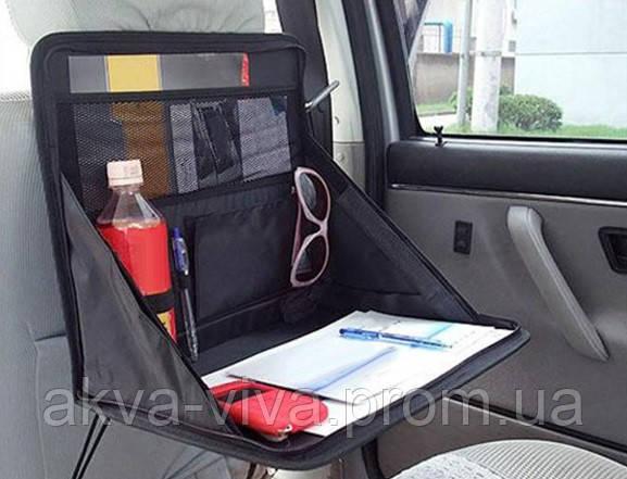 Столик для ноутбука на спинку сидения авто (АО-1003-4)