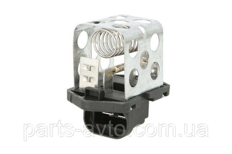 Резистор вентилятора Renault Logan, Sandero, Kangoo ASAM 30960, 6001549117, 6001548527