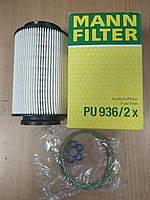 """Фильтр топливный на VW Caddy III 1.9-2.0 TDi, Audi, Skoda Octavia (1Z3) 1.9-2.0 """"MANN"""" PU 936/2 X - Германия, фото 1"""