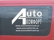 Блок правый (окно с форточкой) на Mercedes-Benz Sprinter (06-), Volkswagen Crafter (Спринтер (06-), Крафтер)