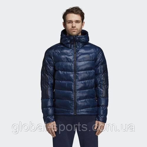 Мужская зимняя куртка Adidas 3-Stripes (Артикул:CY8605)