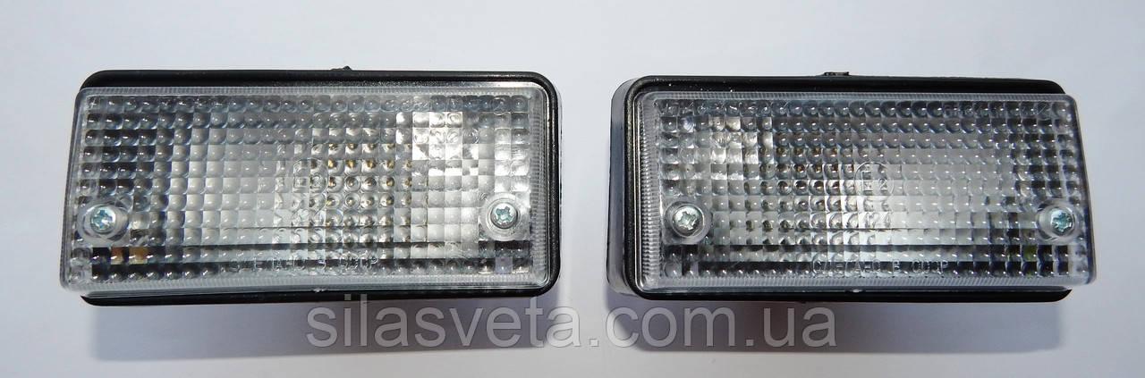 Передние поворотники ВАЗ-2101,011,013 (Белые)