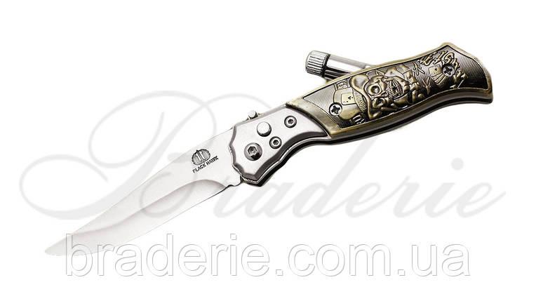 Нож выкидной 388A, фото 2